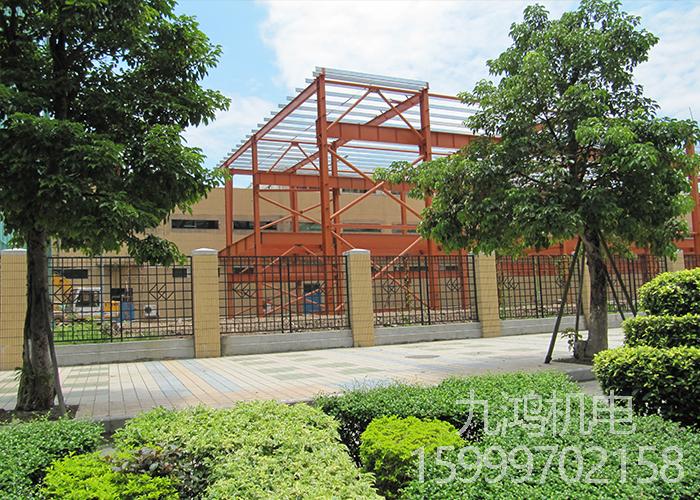 铁棚钢结构